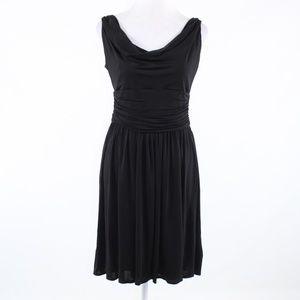 David Meister black back dress 10